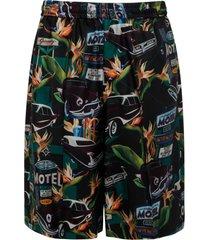 bermuda shorts pantaloncini uomo motel