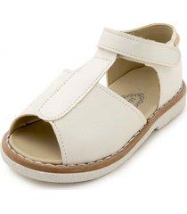 sandalia blanco toot rafia n
