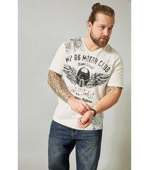 t-shirt men plus benvit