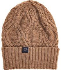 cuffia berretto uomo in lana