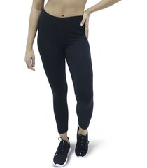 capri negro nike pantalon tight fit