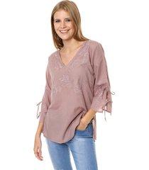 blusa rosa spiga 31