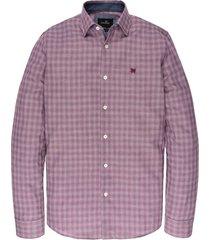 vanguard overhemd l.m. bordeaux vsi197401/3246