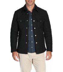 men's alton lane ryback water resistant jacket, size xx-large r - black