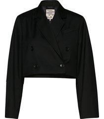 bianka blazer colbert zwart baum und pferdgarten
