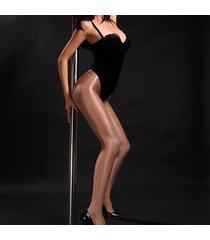 70d pantyhose super shiny stockings sleek sexy women transparent velvet tights
