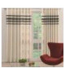 cortina 3,00m x 2,50m taís 4883 c