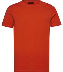 jermalink t-shirts short-sleeved orange matinique