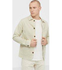 selected homme slhjackson cotton jacket w jackor ljus gul