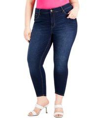 celebrity pink trendy petite plus size skinny jeans