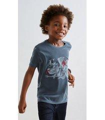 camiseta est pf mini nem sempre o mesmo reserva mini preto - preto - menino - dafiti