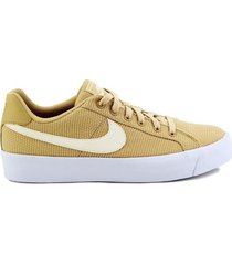zapato nike court royale mujer
