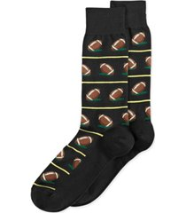 hot sox men's socks, football