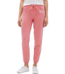 pantalón rosa gap