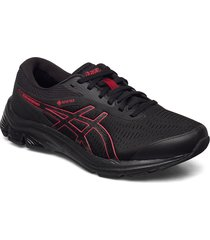 gel-pulse 12 g-tx shoes sport shoes running shoes svart asics
