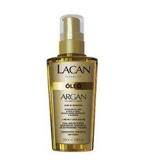 lacan tratamento capilar óleo de argan 55ml