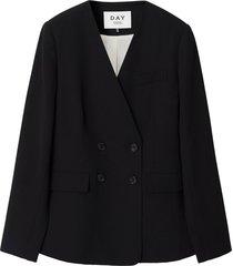 classic gabardine blazer