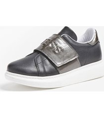 sneakersy z logo model new edgy (35-38)