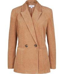blazer in velluto elasticizzato maite kelly (marrone) - bpc bonprix collection