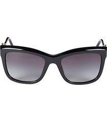 56mm oversized sunglasses