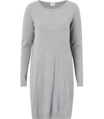 stickad klänning viril l/s knit dress