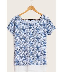 camiseta marinera azul 12