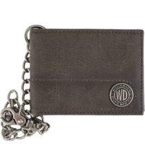 dickies slimfold chain wallet