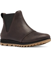 sorel women's harlow chelsea booties women's shoes