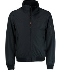 bos bright blue sjors jacket 19101sj02ios/290 navy