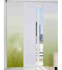 paneelgordijn capri home wohnideen groen