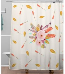 deny designs iveta abolina boho beach ii shower curtain bedding