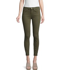 gwenevere squiggle ankle skinny jeans