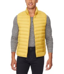 32 degrees men's down packable vest jacket