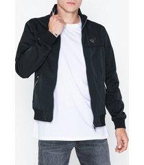 river island dyer indoor jacket jackor black