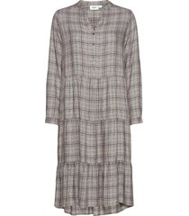 cyrellsz ls dress kort klänning grå saint tropez