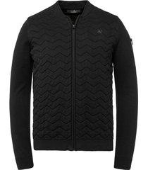 vanguard bomber jacket cotton polyamid vkc215356/999