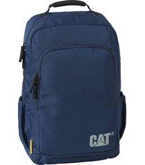 mochila azul cat innovado