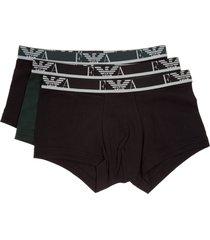 emporio armani eagle boxer shorts