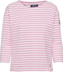 docksides sail top t-shirts & tops long-sleeved rosa sebago