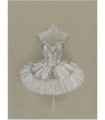"ethan harper ballet dress i canvas art - 15"" x 20"""