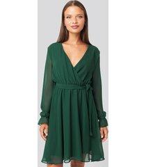 trendyol miniklänning - green