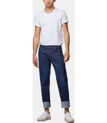 boss men's regular-fit jeans