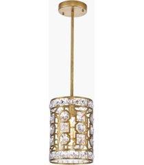 cwi lighting belinda 1 light pendant