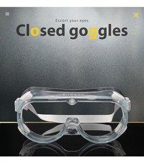gafas de protección contra salpicaduras gafas de protección con marco transparente gafas