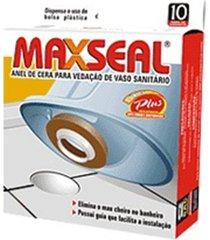 anel de cera para vedação de vaso sanitário