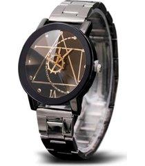 orologi da polso in acciaio inossidabile per gli uomini