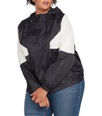 plus size women's volcom wind stoned jacket