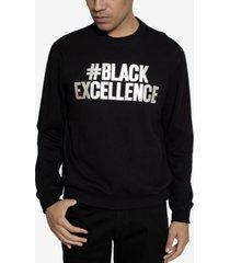 sean john black excellence men's sweatshirt