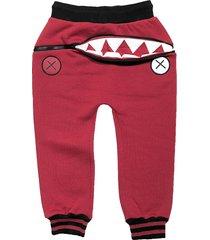 spodnie hungry one kid rock red