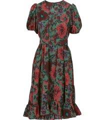 klänning vmabelia 2/4 bubble hem dress